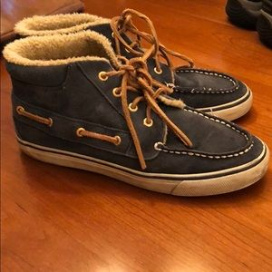 Sperry women's winter booties. In great condition!